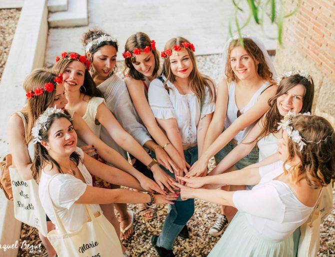Cómo organizar una despedida de soltera bíblica