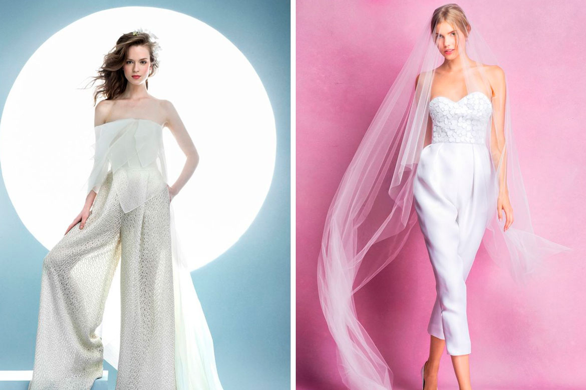 Tendencias en vestidos de novia 2016 – The Brible The Bridal Bible