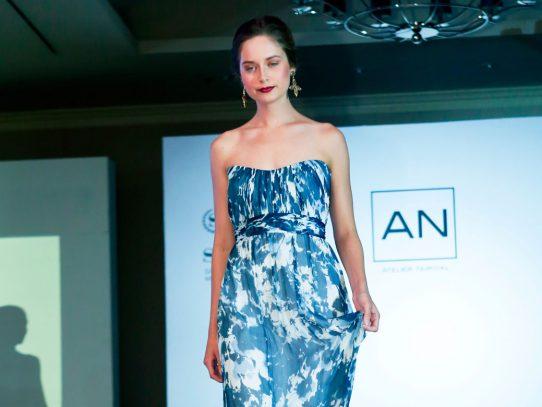 La boutique AN Atelier Nupcial presentó una exclusiva pasarela de novias en la ciudad de México