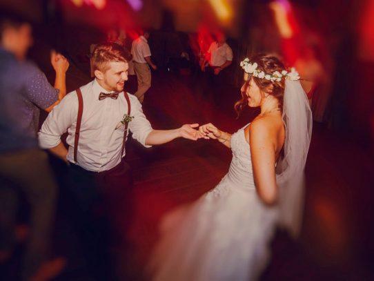 El timeline básico para la recepción de una boda