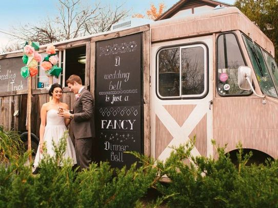 Nuevas ideas para tu boda