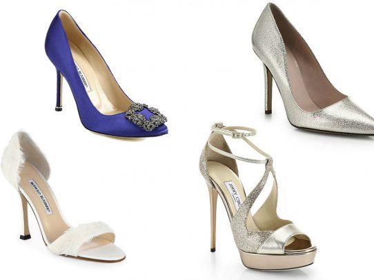 Los mejores zapatos para ¡El mejor día!
