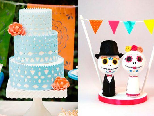 ¡Que vivan los novios! 9 ideas para una boda mexicana