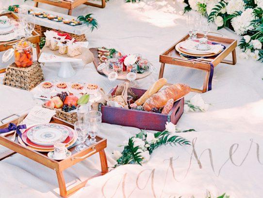 Una boda estilo picnic: Detalles que te enamorarán
