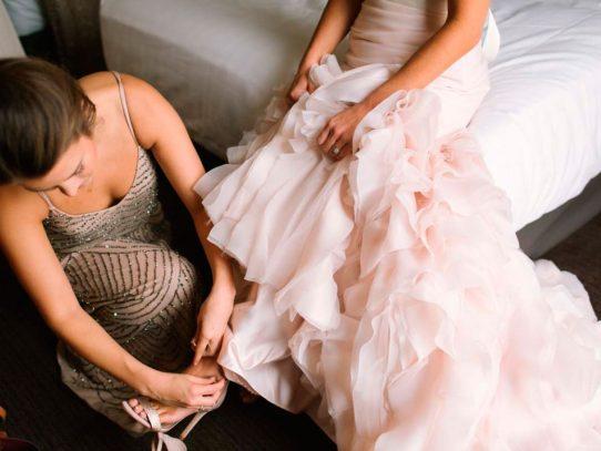 10 cosas que debes hacer un mes antes de tu boda.