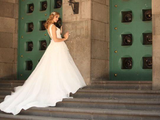 Vestidos de Karen Sánchez Colección 2017