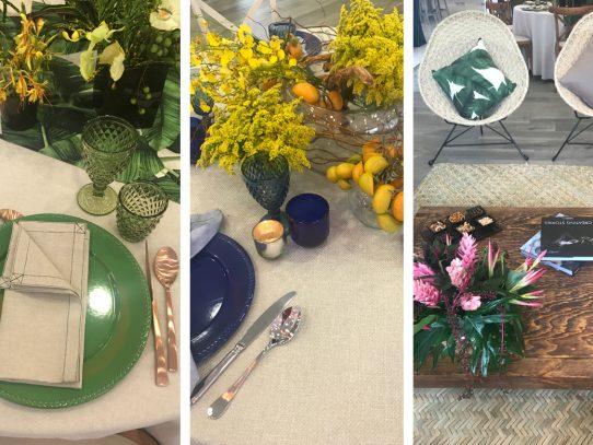 Las tendencias en decoración de bodas