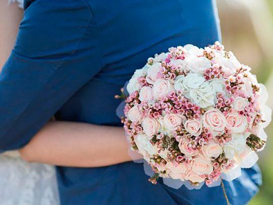 Elige el ramo de novia de acuerdo a tu vestido