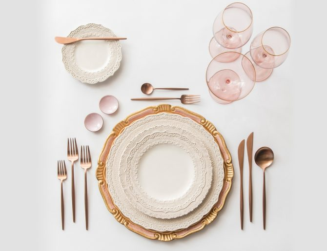 ROSE GOLD! El color favorito del 2018