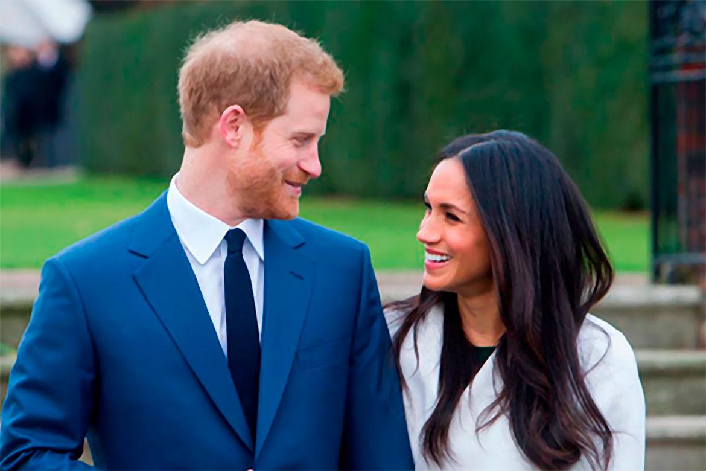 La boda del príncipe Harry y Meghan Markle ya tiene fecha