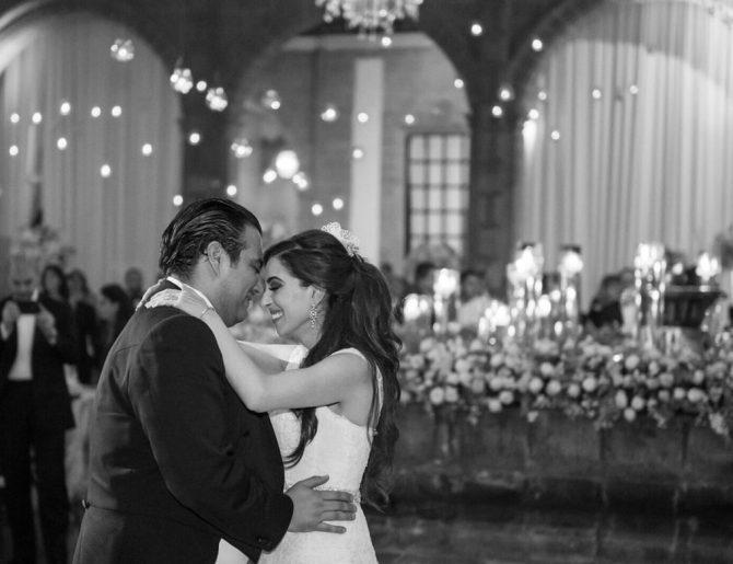 Denisse y Daniel, una bella historia de amor