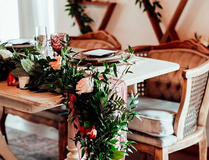 ¿Cómo decorar una boda romántica? ¡Tenemos la respuesta!