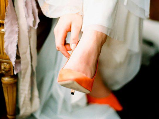 Zapatos de novia con los que tendrás un look perfecto
