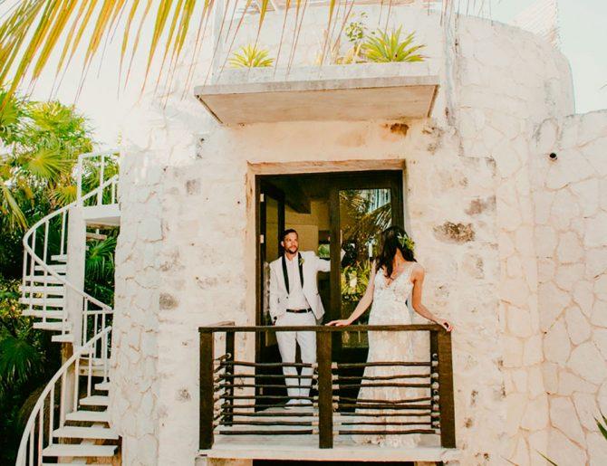 Lugares TOP de bodas en México
