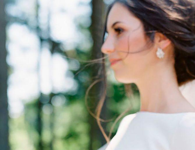 Los mejores vestidos de novia minimalistas