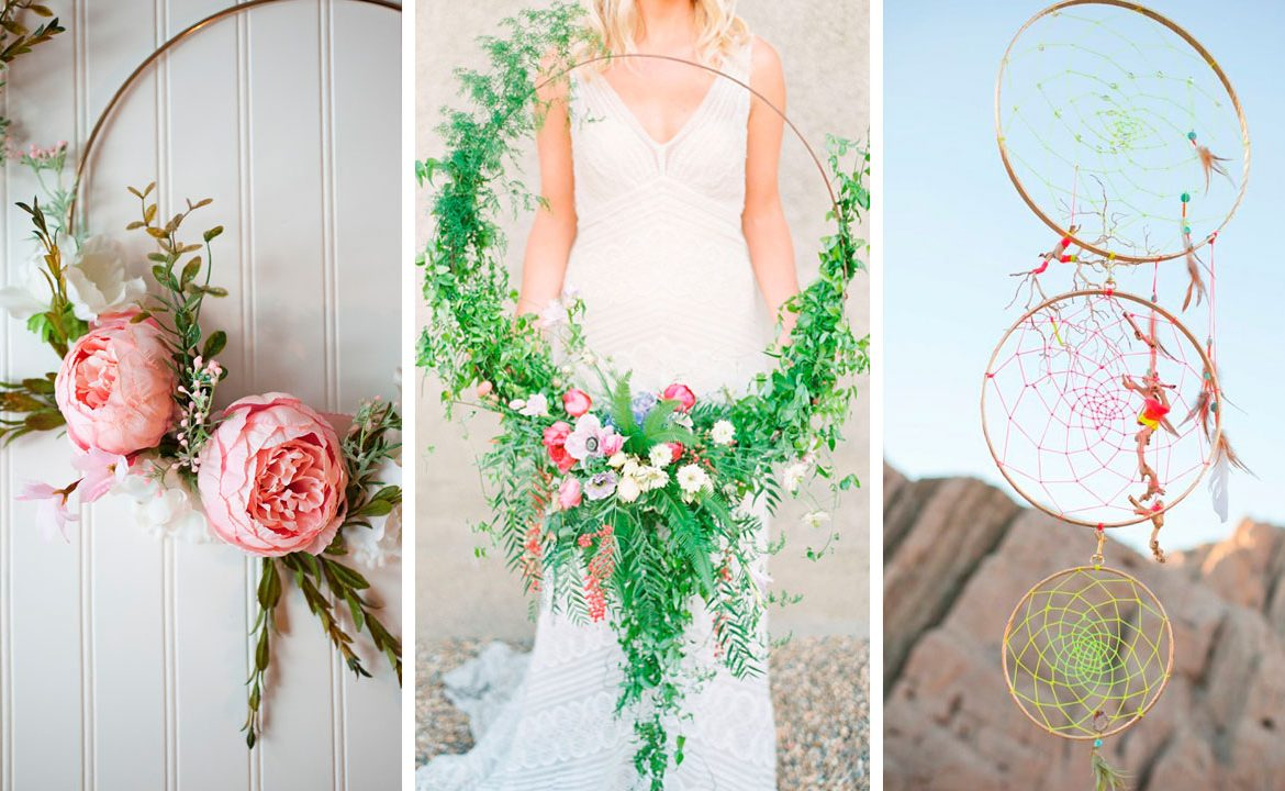 Aros para decorar tu boda: ¡Los mejores tips! – The Brible The ...