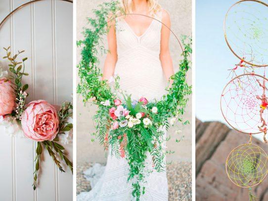Aros para decorar tu boda: ¡Los mejores tips!
