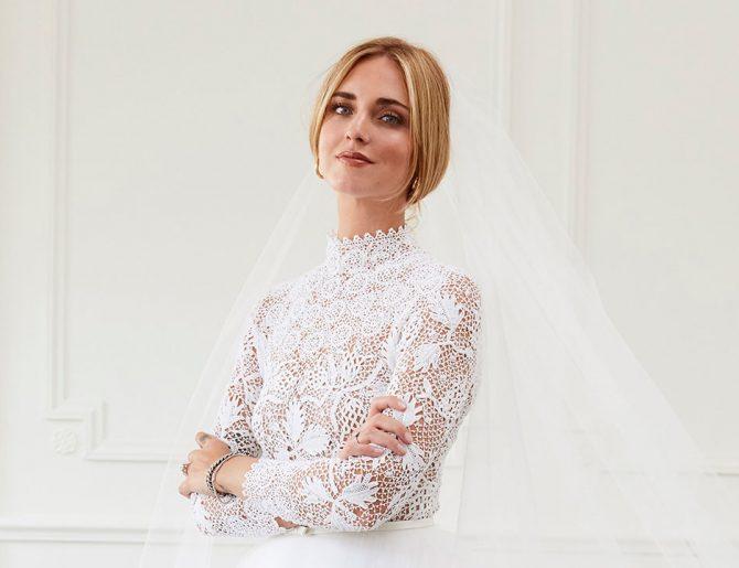 Los vestidos de novia de Chiara Ferragni: ¡IMPRESIONANTES!