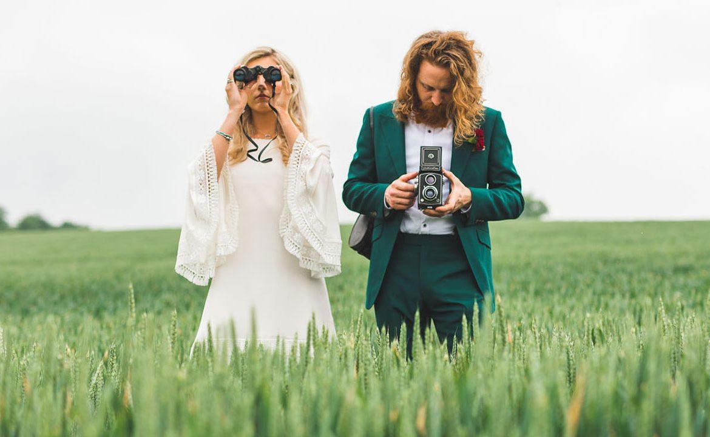 Wes Anderson en tu boda: ¡Pura perfección!