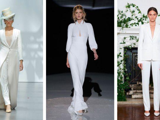 Pantalones y Jumpsuits para novia: Las nuevas tendencias