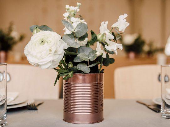 Detalles en cobre para tu boda: ¡Ideas deco TOP!