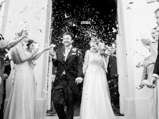 Cómo darle un giro moderno a una boda tradicional en 5 pasos