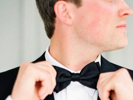 5 cosas que debe tener un buen look de novio