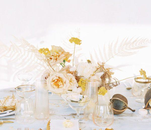 El color mostaza en tu boda: Sorprende con estos detalles
