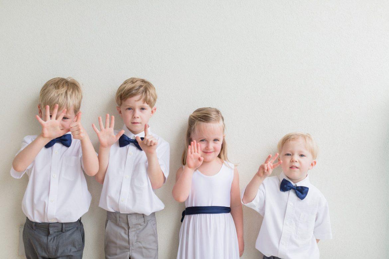Como mantener entretenidos a los niños en la boda ¡Las ideas más divertidas!