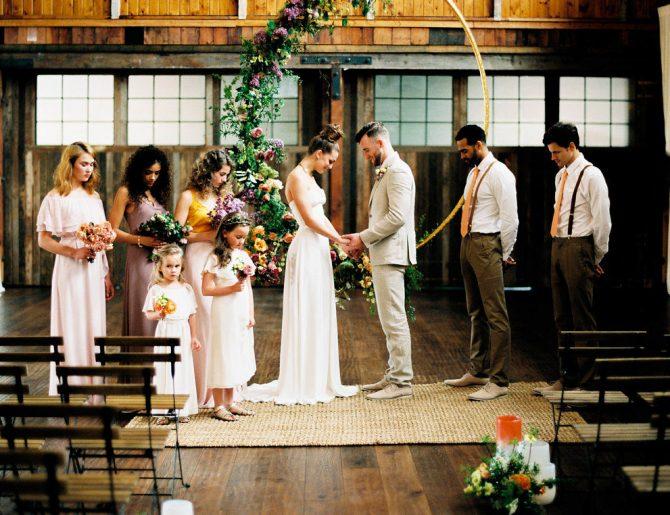 Cómo personalizar la ceremonia religiosa en tu boda