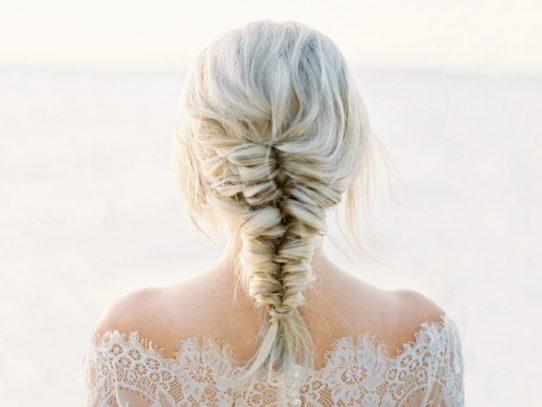 Razones por las que amamos las trenzas para novia
