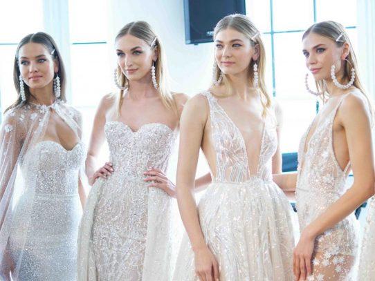 Tendencias 2020 en vestidos de novia corte sirena