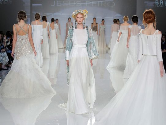 Conoce todos los detalles del Barcelona Bridal Fashion Week 2019