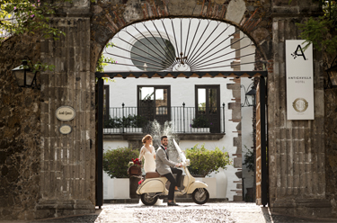 Lugares para hospedarte Hotel Anticavilla