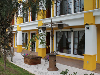 Lugares para hospedarte HQH hotel Quinta Huizache