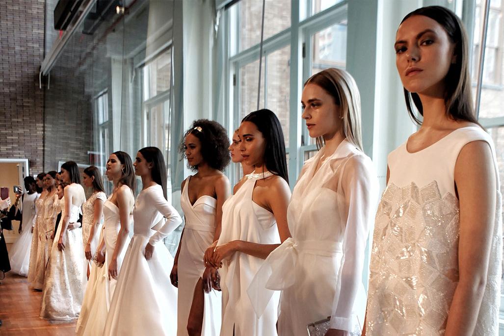 Rompe las reglas con estos bridal fashion trends 2020