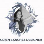 entrevistamos Karen Sanchez Designer diseñadora de moda nupcial