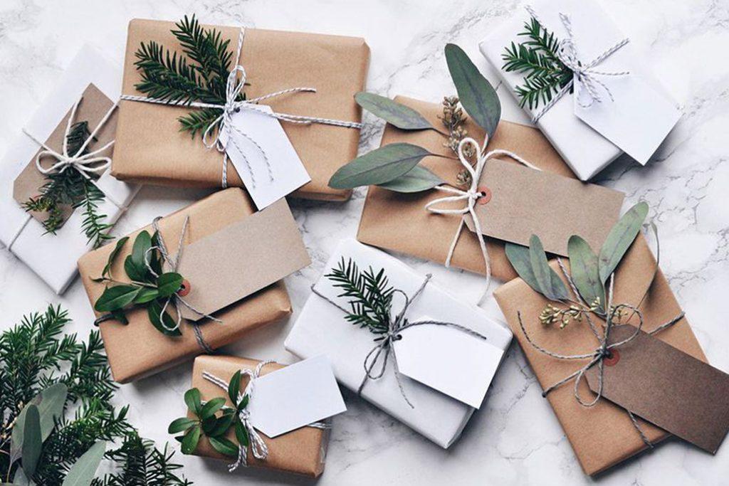 regalos envueltos para navidad