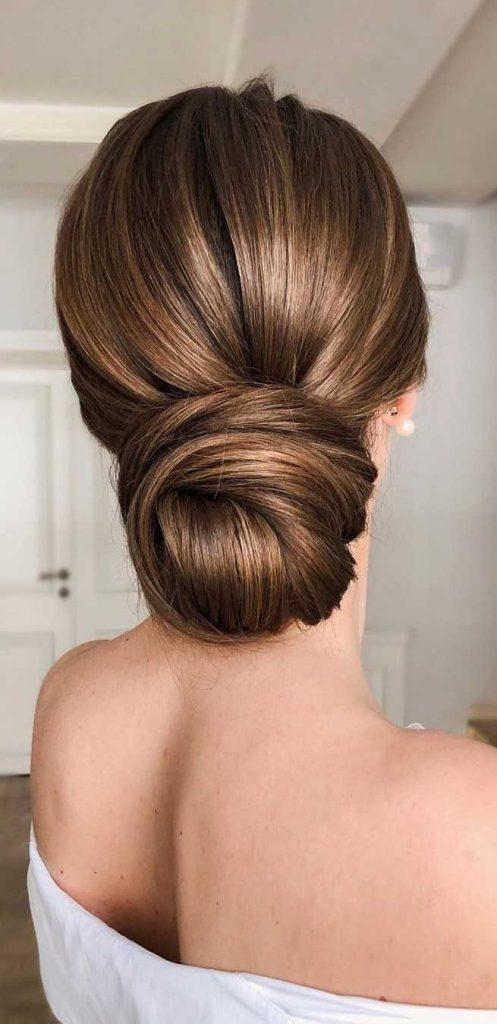 Descubre peinados para novias increibles 2020 recogido chongo