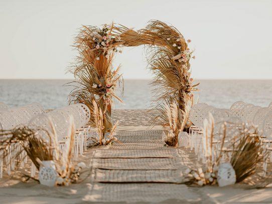 ¿Cómo hacer más original la decoración con flores en tu boda? 5 Alternativas TOP