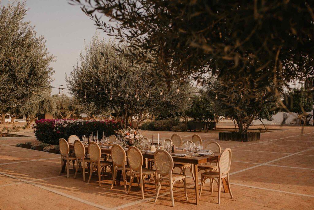 Casate en La Almazara de Rancho Olivares