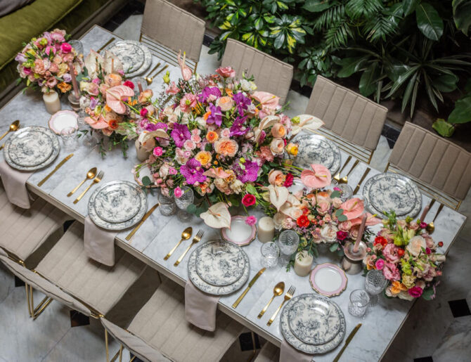 5 consejos para elegir las flores de tu boda