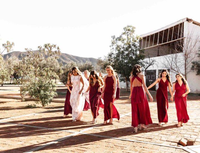 La magia de Invierno: 5 motivos para elegirlo en tu boda
