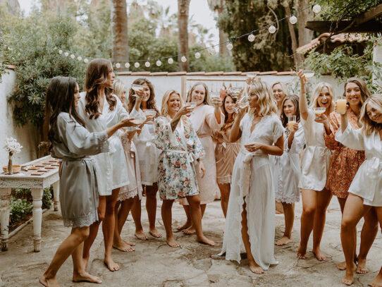 ¿Dónde arreglarte el día de tu boda?