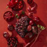 Beauty superfoods vegetales rojos