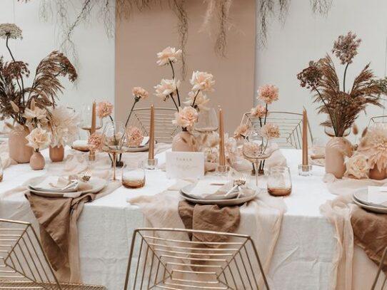 ¿Cómo tener una boda sustentable? 5 tips imprescindibles que debes llevar a cabo.