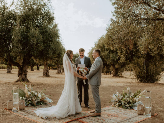 Tendencias en bodas petite