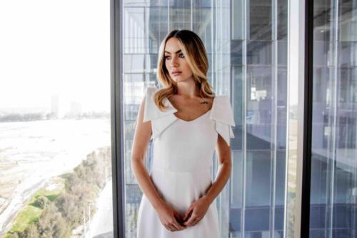 Karen Sanchez Designer • EN BLANCO • Brenda